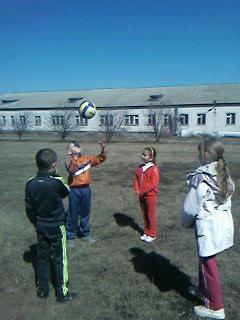 подвижные игры для 1-4 классов с мячом